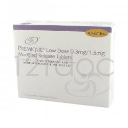 Premique 625mcg/5mg x 84